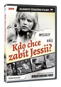Kdo chce zabít Jessii? (remasterovaná verze) DVD