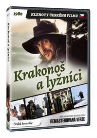 Krakonoš a lyžníci (remasterovaná verze) DVD