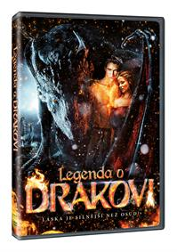 Legenda o drakovi DVD