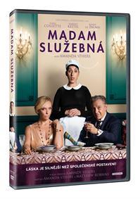Madam služebná DVD