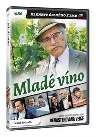 Mladé víno (remasterovaná verze) DVD
