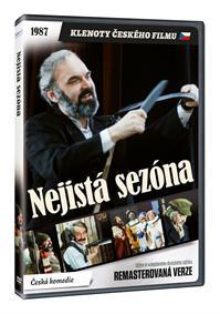 Nejistá sezóna (remasterovaná verze) DVD