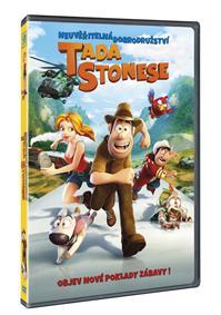 Neuvěřitelná dobrodružství Tada Stonese DVD