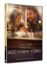 Noc v New Yorku DVD