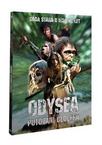 Odysea: Putování člověka - digipack DVD