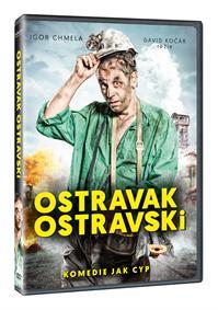 Ostravak Ostravski DVD