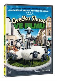 Ovečka Shaun ve filmu DVD