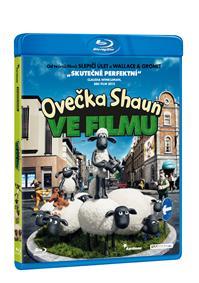 Ovečka Shaun ve filmu Blu-ray