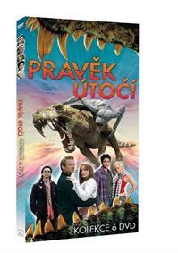 Pravěk útočí - I.série: kolekce 6DVD