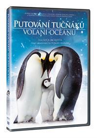 Putování tučňáků: Volání oceánu DVD