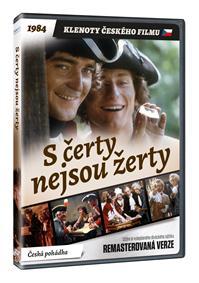 S čerty nejsou žerty (remasterovaná verze) DVD
