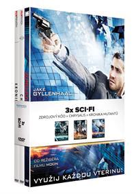 Sci-fi kolekce 3DVD