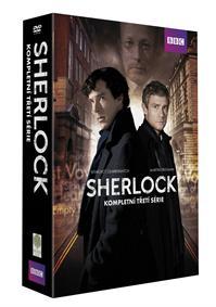 Sherlock - III.série: kolekce (3DVD)