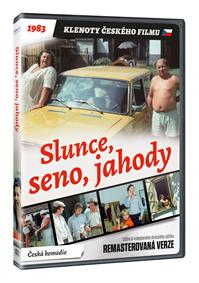 Slunce, seno, jahody (remasterovaná verze) DVD