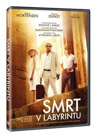 Smrt v labyrintu DVD