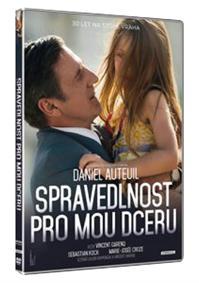 Spravedlnost pro mou dceru DVD
