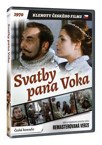 Svatby pana Voka (remasterovaná verze) DVD