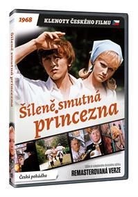 Šíleně smutná princezna (remasterovaná verze) DVD