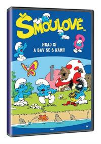 Šmoulové 8 DVD