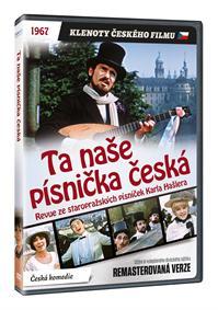 Ta naše písnička česká (remasterovaná verze) DVD