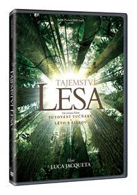 Tajemství lesa DVD