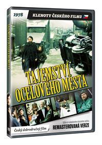 Tajemství Ocelového města (remasterovaná verze) DVD