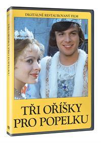 Tři oříšky pro Popelku (digitálně restaurovaná verze) DVD