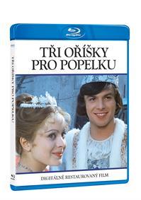 Tři oříšky pro Popelku Blu-ray (digitálně restaurovaná verze)