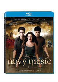 Twilight sága: Nový měsíc S.E. 2Blu-ray