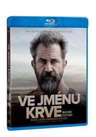Ve jménu krve Blu-ray