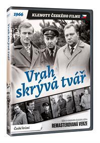 Vrah skrývá tvář (remasterovaná verze) DVD