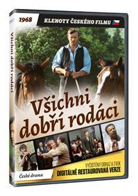 Všichni dobří rodáci (remasterovaná verze) DVD