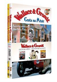 Wallace a Gromit kolekce 2DVD
