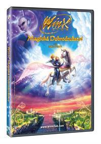 Winx Club 3D: Magické dobrodružství DVD