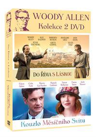 Woody Allen kolekce 2DVD (Kouzlo měsíčního svitu + Do Říma sláskou)