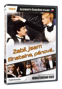 Zabil jsem Einsteina, pánové... (remasterovaná verze) DVD