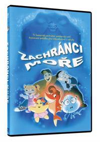 Zachránci moře DVD