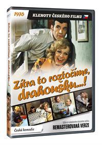 Zítra to roztočíme, drahoušku...! (remasterovaná verze) DVD