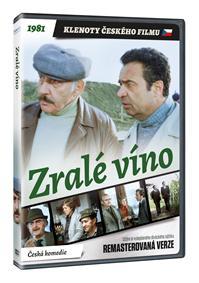 Zralé víno (remasterovaná verze) DVD