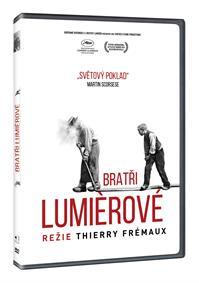 Bratři Lumiérové DVD