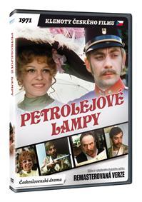 Petrolejové lampy (remasterovaná verze) DVD