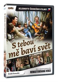 S tebou mě baví svět (remasterovaná verze) DVD