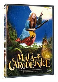 Malá čarodějnice DVD