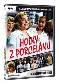 Holky z porcelánu (remasterovaná verze) DVD