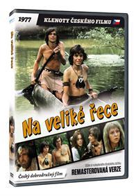 Na veliké řece (remasterovaná verze) DVD