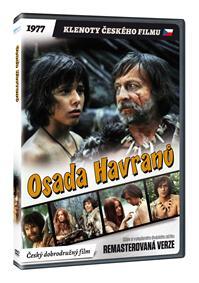 Osada Havranů (remasterovaná verze) DVD