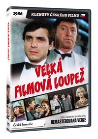 Velká filmová loupež (remasterovaná verze) DVD