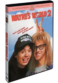 Wayneův svět 2 DVD