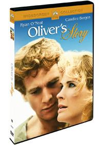 Oliverův příběh DVD