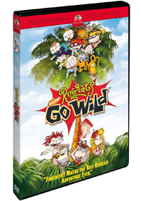 Lumpíci v divočině DVD